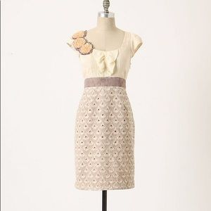 Anthropologie Barbegh dress by Floreat